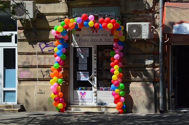 Deschidere magazin decoratiuni si feng shui HandmadeHub Bucuresti